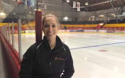 Julie Morin thérapeute du sport agréé fondatrice de La Zone thérapeutique