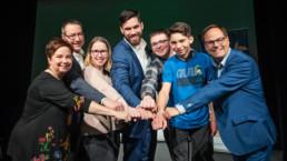 Journées de la persévérance scolaire 2019 Centre-du-Québec Laurent-Duvernay-Tardif
