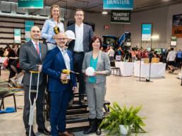 Ouverture officielle de la 6e édition du Carrefour des professins d'avenir Centre-du-Québec