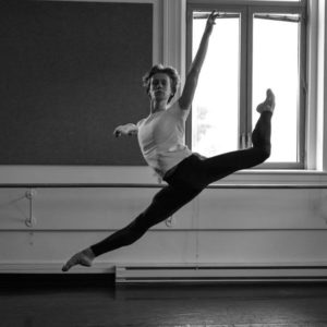 William Tessier-Legault danseur ballet professionnel enseigera à l'Académie de ballet de Drummondville