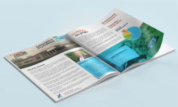 Brochure campagne financement ICI on a le don