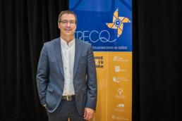 Alain Desruisseaux, président de la TRECQ