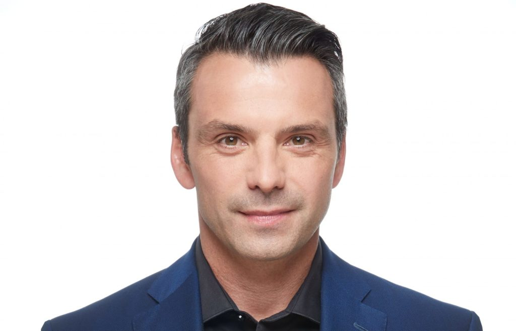 Sebastien Schneberger, président d'honneur du mois de la sensibilisation à la sclérose en plaques