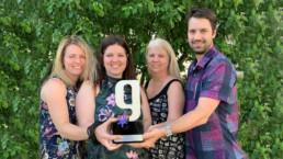 L'Imprimerie F.L. Web du Groupe Chicoine remporte un prix au Gala Gutenberg