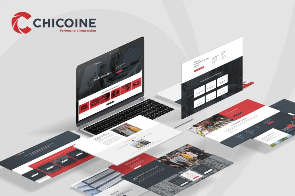 Découvrez le nouveau site du Groupe Chicoine www.chicoine.ca