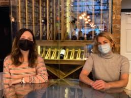 Noemie Lafond et Julie-Arel La Muse nomination Gala Top personnalités