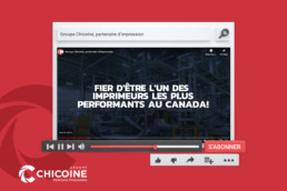 Vidéo corporative Groupe Chicoine