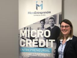 Kim Côté directrice générale MicroEntreprendre Centre-du-Québec