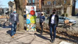 Marche SP pour la sclérose en plaques Centre-du-Québec