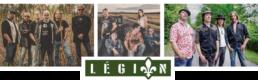 Artistes spectacle Légion Fête nationale Centre-du-Québec