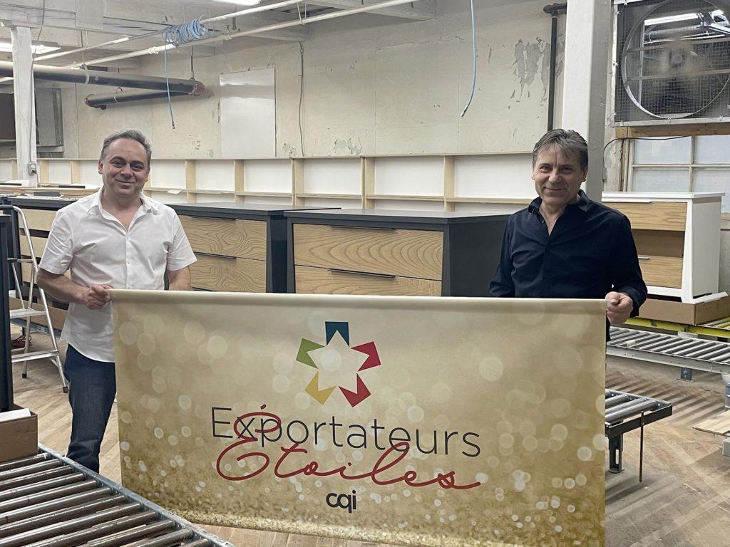 Natart exportateurs étoiles de CQI